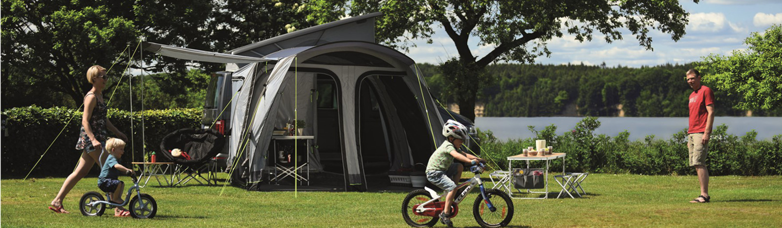 Drive-Away Awnings
