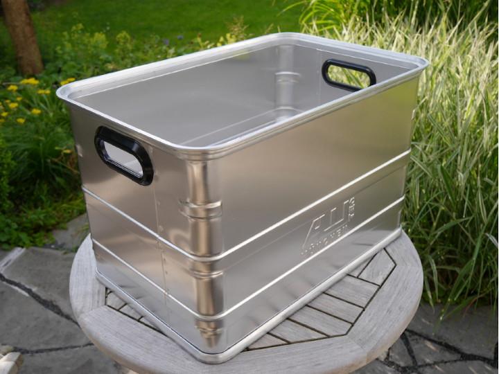 Stabil und leicht zugleich Egal ob mit oder ohne Deckel, die Alutec   Aufbewahrungsboxen sind der perfekte Begleiter   für unterwegs und bieten sichere Aufbewahrung  bis zum nächsten Einsatz