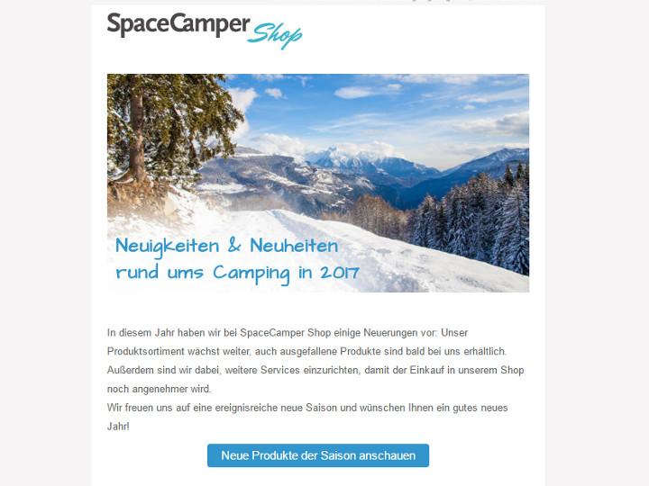 Monatliche Angebote in Ihrem Postfach: Nichts verpassen dank unseres Newsletters