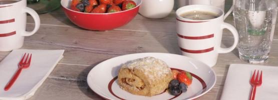 Tischlein deck dich: neue Geschirrsets, Gläser und mehr von Gimex