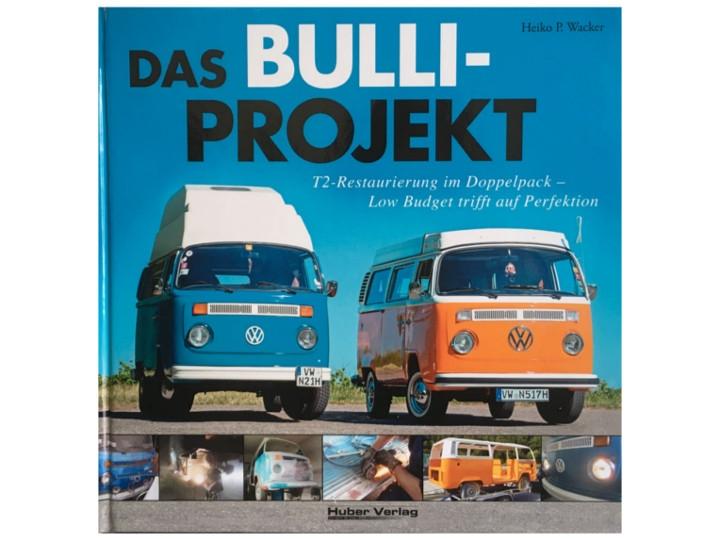 Lesestoff für Bastler und Bulli-Fans:Die Restaurierung zweier VW T2 - unterhaltsame Lektüre mit vielen Bildern