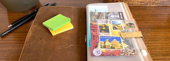 Go, See, Write – How to Roadbook