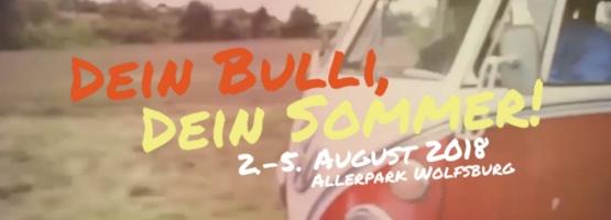 Jetzt gewinnen: Tickets zum Bulli Summer Festival