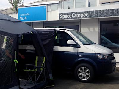 SpaceCamper HausmesseAm 25. April öffnen die SpaceCamper in Darmstadt ihre Türen für Sie