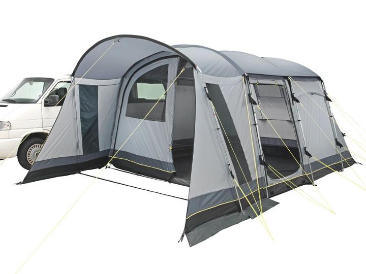 Das große Zelt: Busvorzelte mit ca. 10 qm Bodenmaß