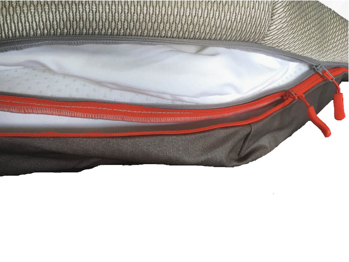 Maximaler SchlafkomfortDen bietet die speziell für das Aufstelldach von VW T5 und T6 entwickelte aufblasbare Matratze