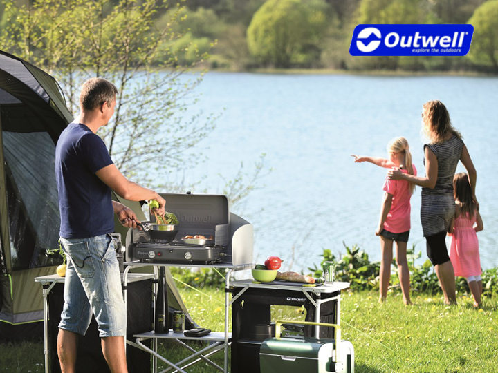 Family Camping With Scandinavian Design The Outwell Product World