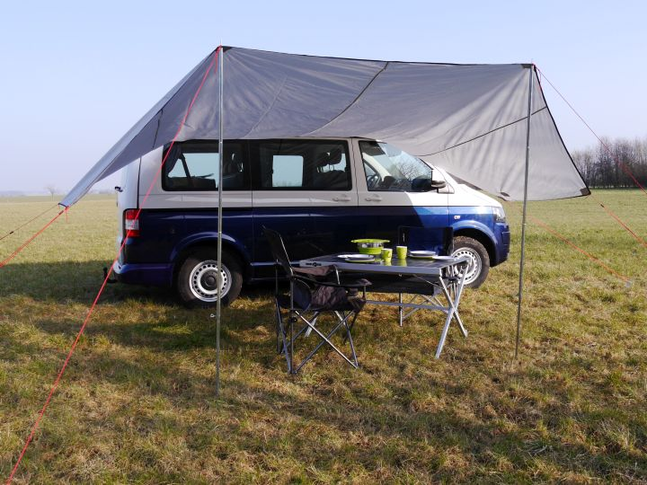 Neu auf dem Campingplatz? Wir haben die richtige Grundausstattung für Sie!