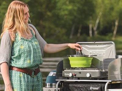 Neues für die CampingkücheNeuigkeiten für tolle Grillabende und Essen unterwegs